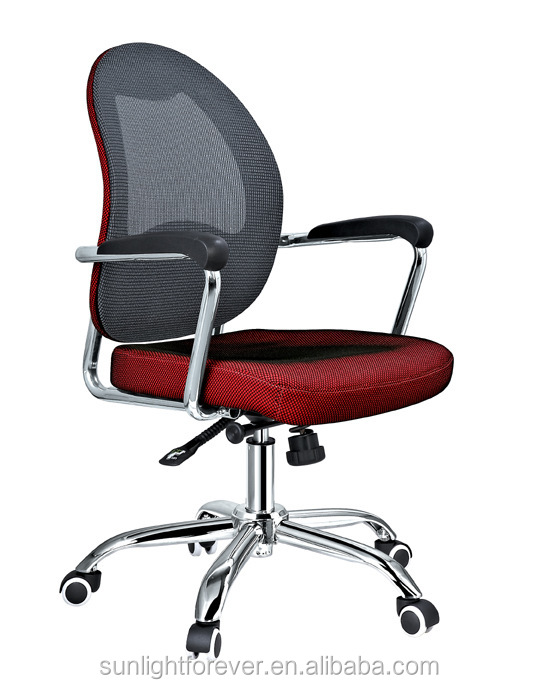 Hot sale wholesale computer office midback ergonomic mesh Chair made in china
