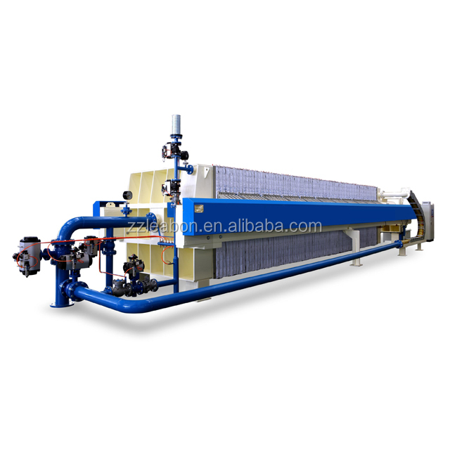Membran Filter Press Lumpur Filter Press