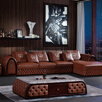 China Arab Alibaba Sectional Sofa Furniture Couch Living Room Furniture  Leather Sofa - Buy Leather Sofa,Living Room Furniture Purple Sofa,Lifestyle  ...