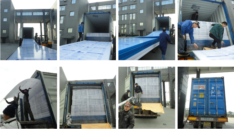 Pc Roofing Sheet Type Greenhouse Polycarbonate Sheets