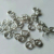 High quality 5mm 925 sterling silver spring clasp for necklace jewelry making