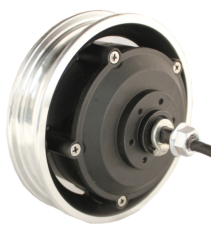 8 inch 12 inch brushless and geared electric scooter motor/12 inch electric bicycle wheel hub dc motor