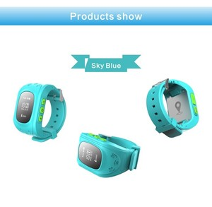 YQT new gps tracking device wholesale cheap gps watch for kids