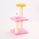 Cat Jumping Sisal Scratching Climbing frame tree Cat toy Pet supplies wholesale in stock cat toy