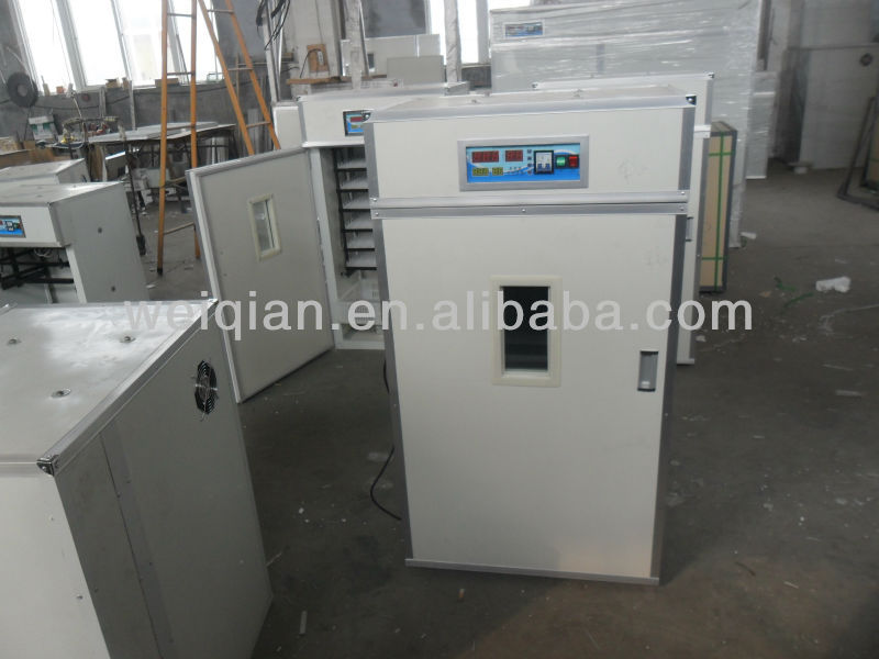 wq 880 incubatrice for eggs of used hen/used poultry incubator for sale