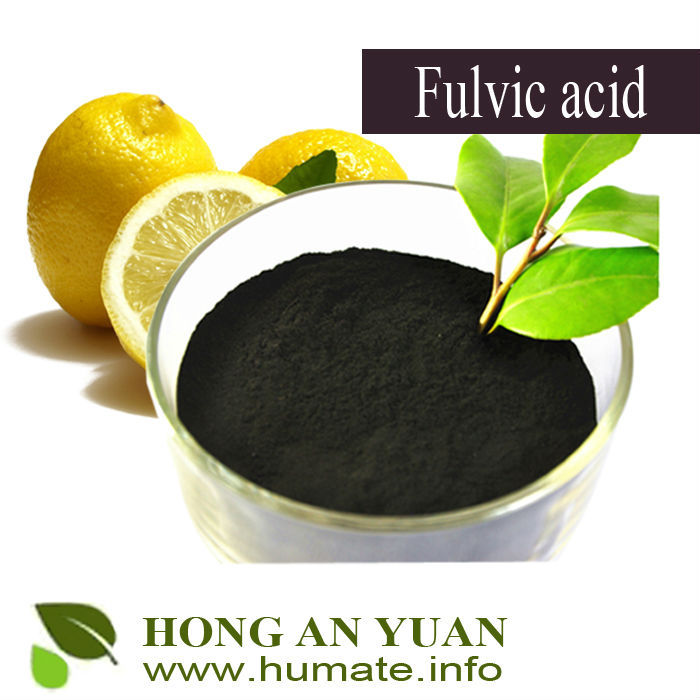100% Water Solubility Powder State Potassium Oxide With Humic Acid And Fulvic Acid