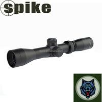 SPIKE 2-7X32 Long Eye Relief Optical Hunting Air Rifle Gun Rifle Scope