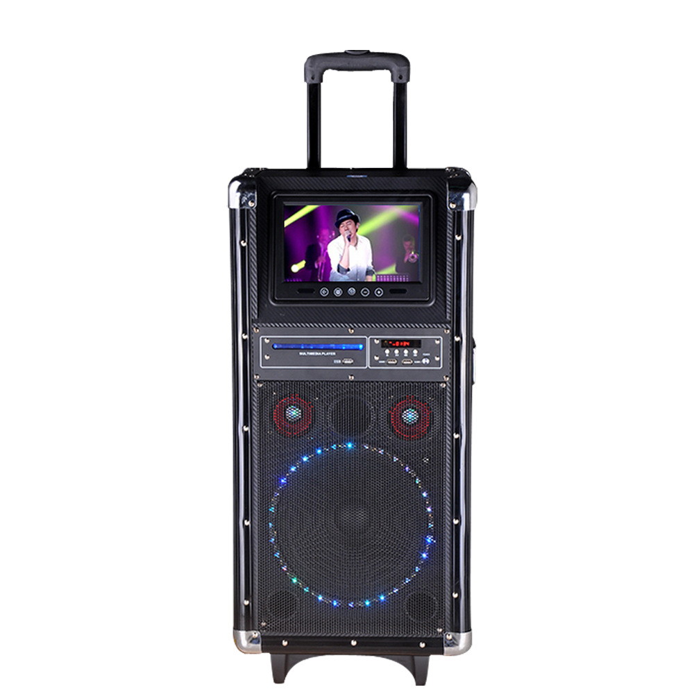 Hot sale dj songs mp3 free download sound system equipment professional multimedia portable solar bluetooth speaker