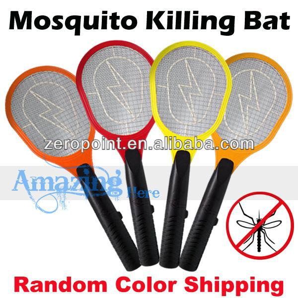 Electric Fly Bug Mosquito Insect Swatter Zapper Killer