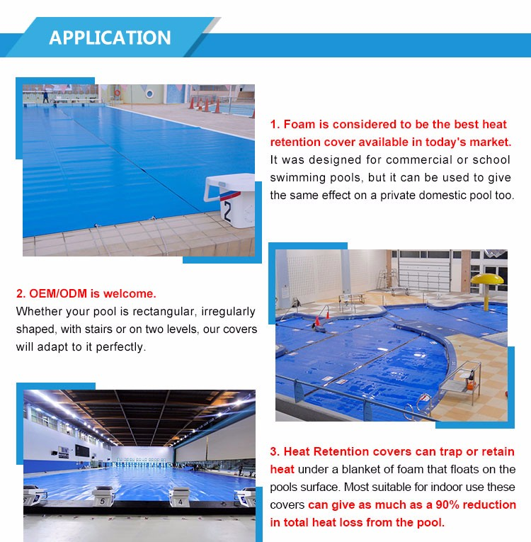 Thermal Heat Insulation Xpe Winter Pool Cover 4mm Spa Blanket,Insulated  Swimming Pool Cover - Buy Thermal Cover For Pool,Pool Thermal Blanket ...