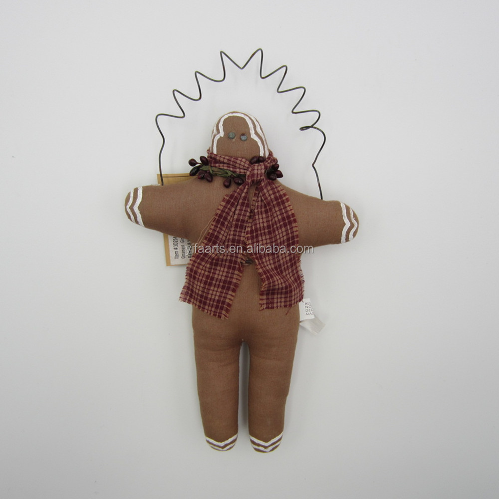 New Fashion Pure Handmade Country Primitive Doll For Home Decor