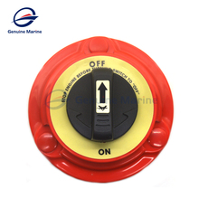 Operation ON/OFF Isolator Battery Disconnect Master Switch for RV Caravan Boat Marine