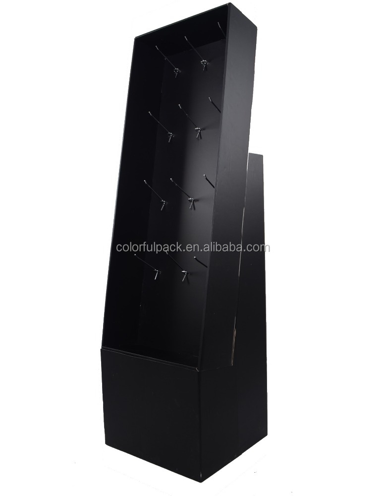 High quality luxury look Cosmetic tire display stand