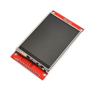 "240x320 2.8"" SPI TFT LCD Touch Panel Serial Port Module ILI9341 2.8 Inch SPI Serial White LED Display with Touch Pen"