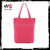 Professional blank canvas handbags with logo printed