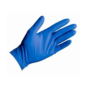 Disposable Hand Gloves Manufacturers powder free nitrile Gloves Textured Finger