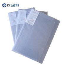 CNJACKY Gecoat Transparante PVC Plastic Overlay Film met Sterke <span class=keywords><strong>Lijm</strong></span>