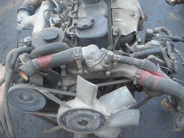 nissan двигатель td 27