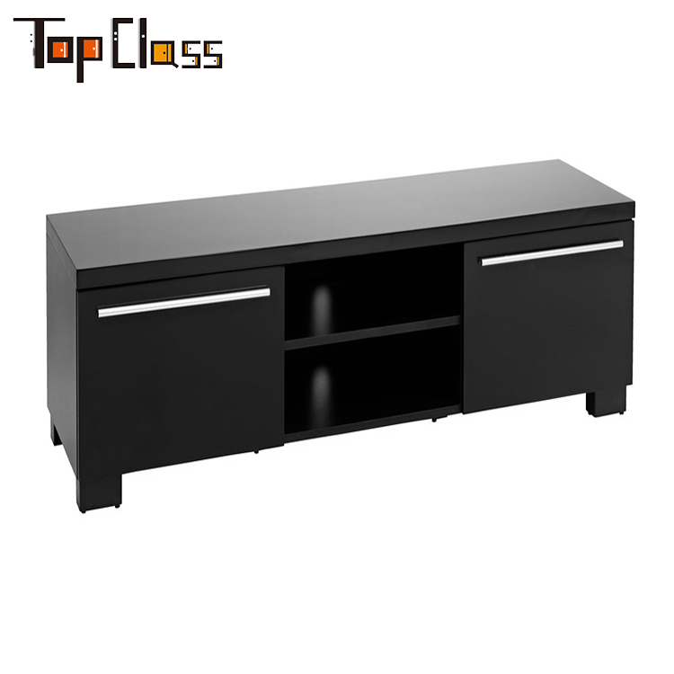 Hot sale cheap modern simple fashion design wooden TV stand