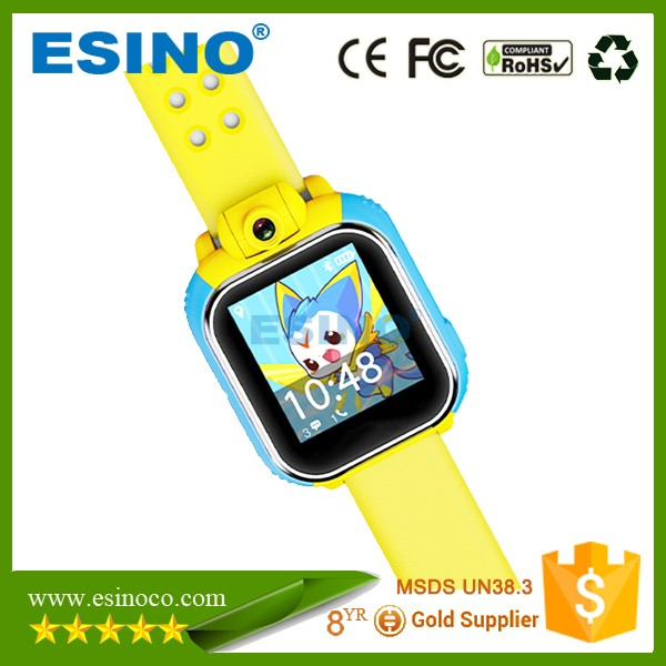 Children Security 3G watch GSM WCDMA GPRS GPS Tracker GPS Watch with camera
