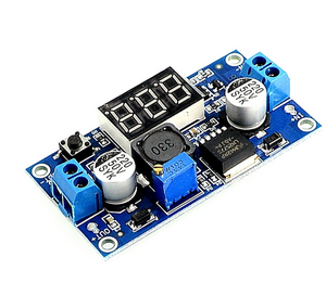 LM2577 DC-DC Boost Step Up Module Converter Digital Voltmeter Display Voltage Meter 3A Output 3-34V to 4-35V