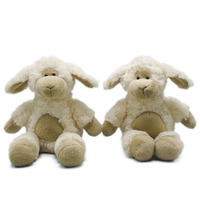 Cuddle Style 9 inch Plush Sheep Toy Stuffed Animal Lamb for Baby