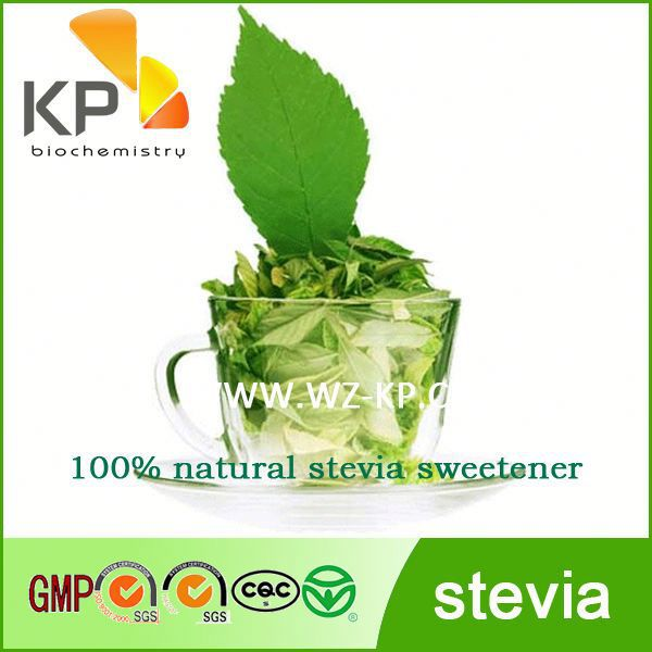 KP 100% pure stevia extract powder from china