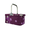 Promotional on sale price handle basket shopping basket,shopping bag