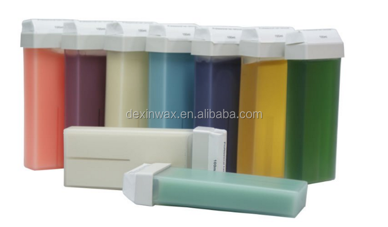 Dexin hair removal wax brands roll on wax cartidges for hair removal