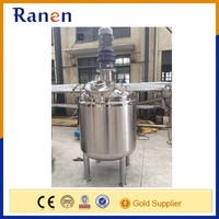 304 and 316 stainless steel boiler tank