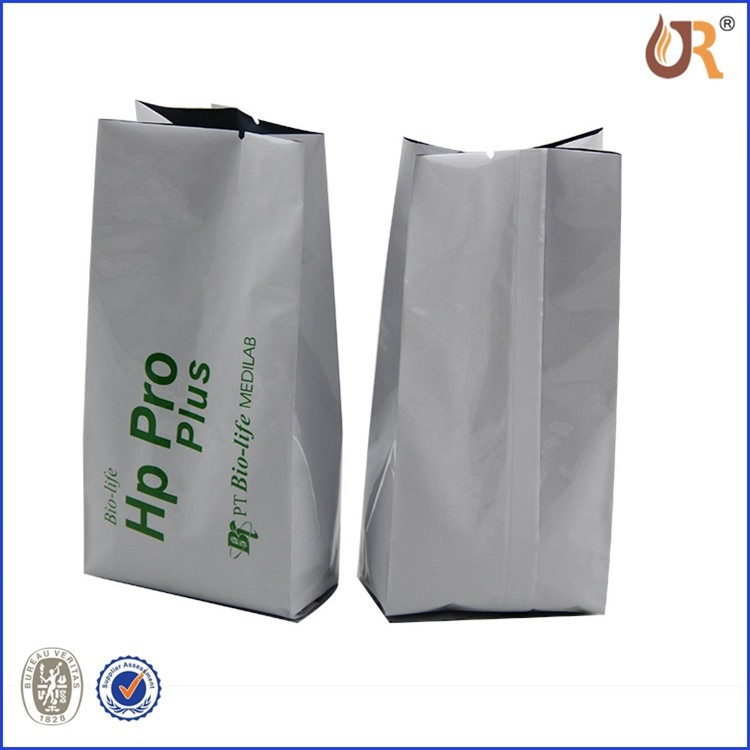 Custom printed popcorn packaging/popcorn plasticbag with printing