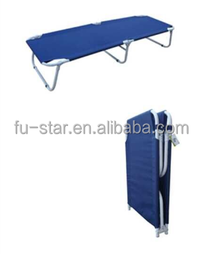 Outdoor camping bed modern furniture