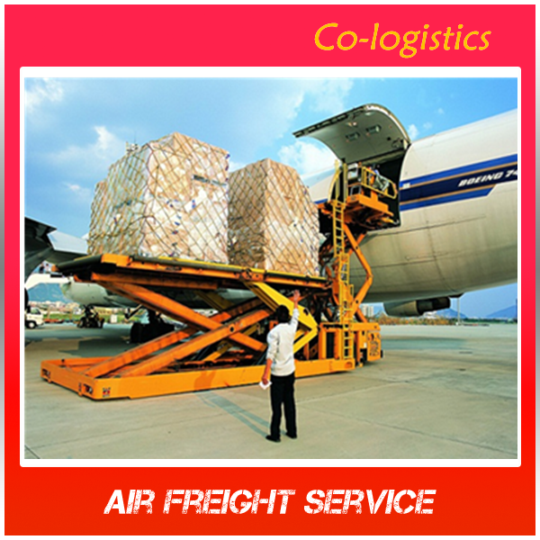 ship medical appliances by air freight to USA