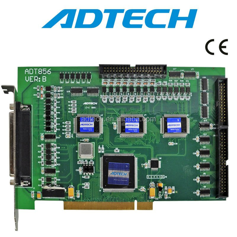 ADT-856 PCI BUS 6-axis Motion Control Card ADTECH ADT-856 PCI BUS 6-axis Motion Control Card