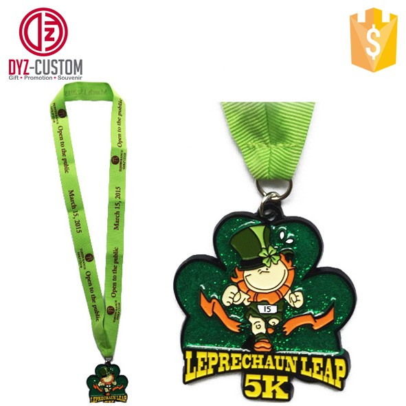 Custom 10K Marathon Running Medal custom finisher medals