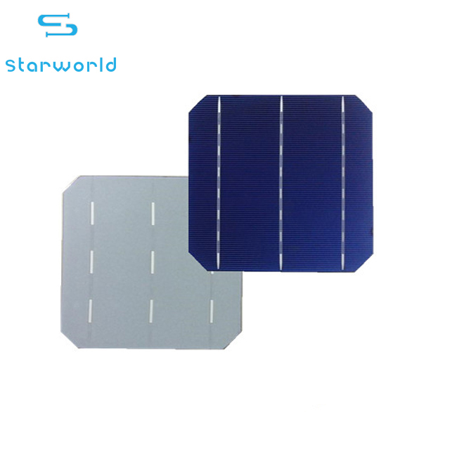 2018 monocrystalline silicon solar cell/156mm mono solar cell silicon wafer for solar cell