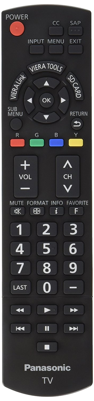 Panasonic N2QAYB000321 Remote