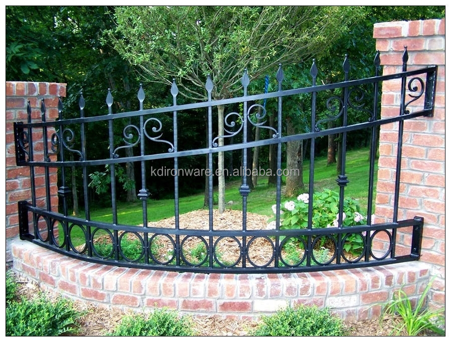 Chinese Manufacturer Wrought Metal Farm Iron Fence Buy