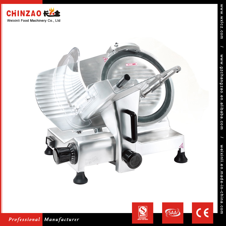 CHINZAO Chinese Imports Wholesale 22.3Kg Weight Home Equipment Meat And Bone Cutting Machine
