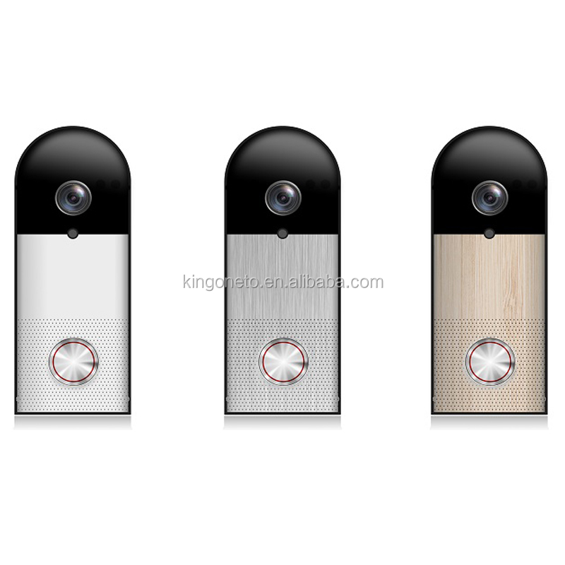 China alibaba wifi doorbell 720p poe camera video interphone 2 wire and android interphone