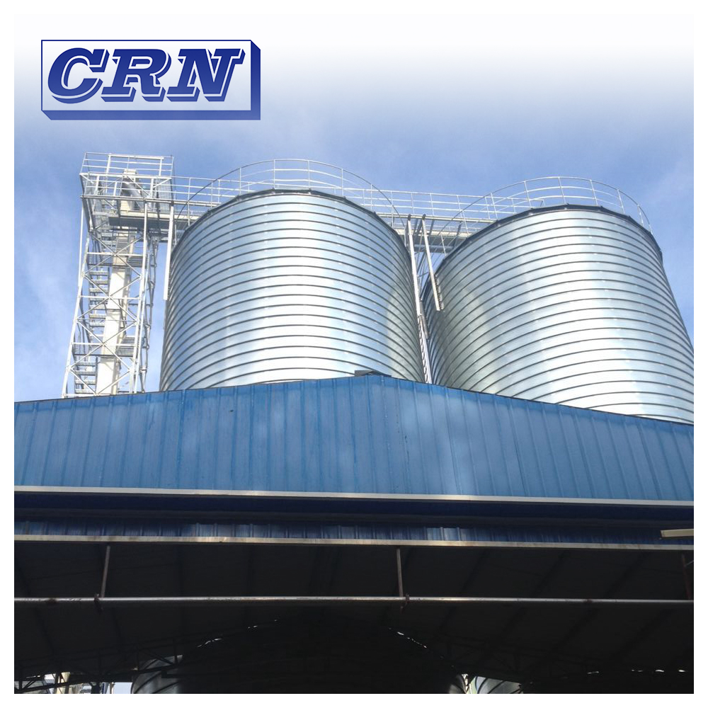 CRN silo level measurement for feed storage with nice quality