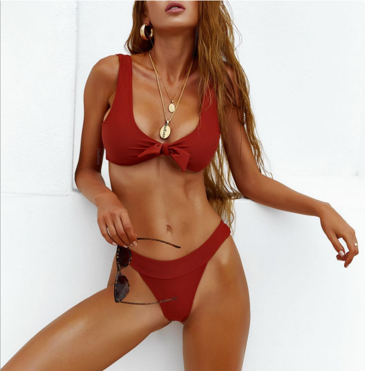 wholesale hot sale fashion sexy bikini <strong>women</strong> <strong>swimwear</strong>