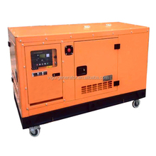 Wholesale powered backup silent natural gas generator , environmental friendly gas generator