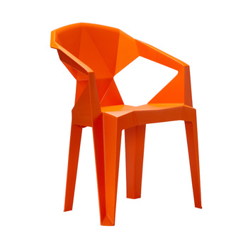 China Colorful Dining Stackable Plastic Chairs
