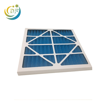 High quality pleated ac filters merv 6 air filter
