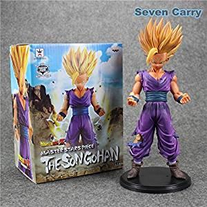 Banpresto Dragon Ball Z 7.9 SS Son Gohan Master Stars Piece The Son Gohan Figure Special Color Version