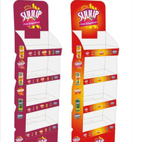 customized Andy board product display stand with competitive price