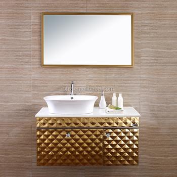 High End Bath Furniture Wall Hung Vanity Units With Big Storage Cabinet    Buy Wall Hung Bathroom Vanity Units,Wall Mounted Bathroom Vanity ...