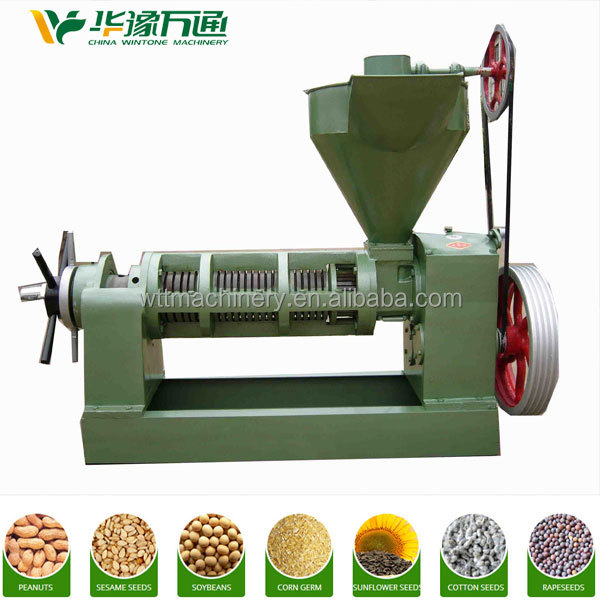 Hot sale in Senegal automatic corn oil making machine with price