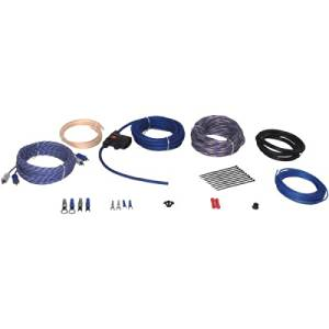 Power Acoustik Akit-8 Amplifier Wiring Kit (8-Gauge)